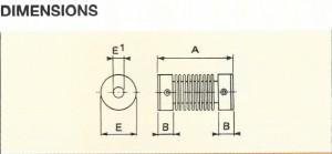 accouplement-soufflex-nickel-dimensions